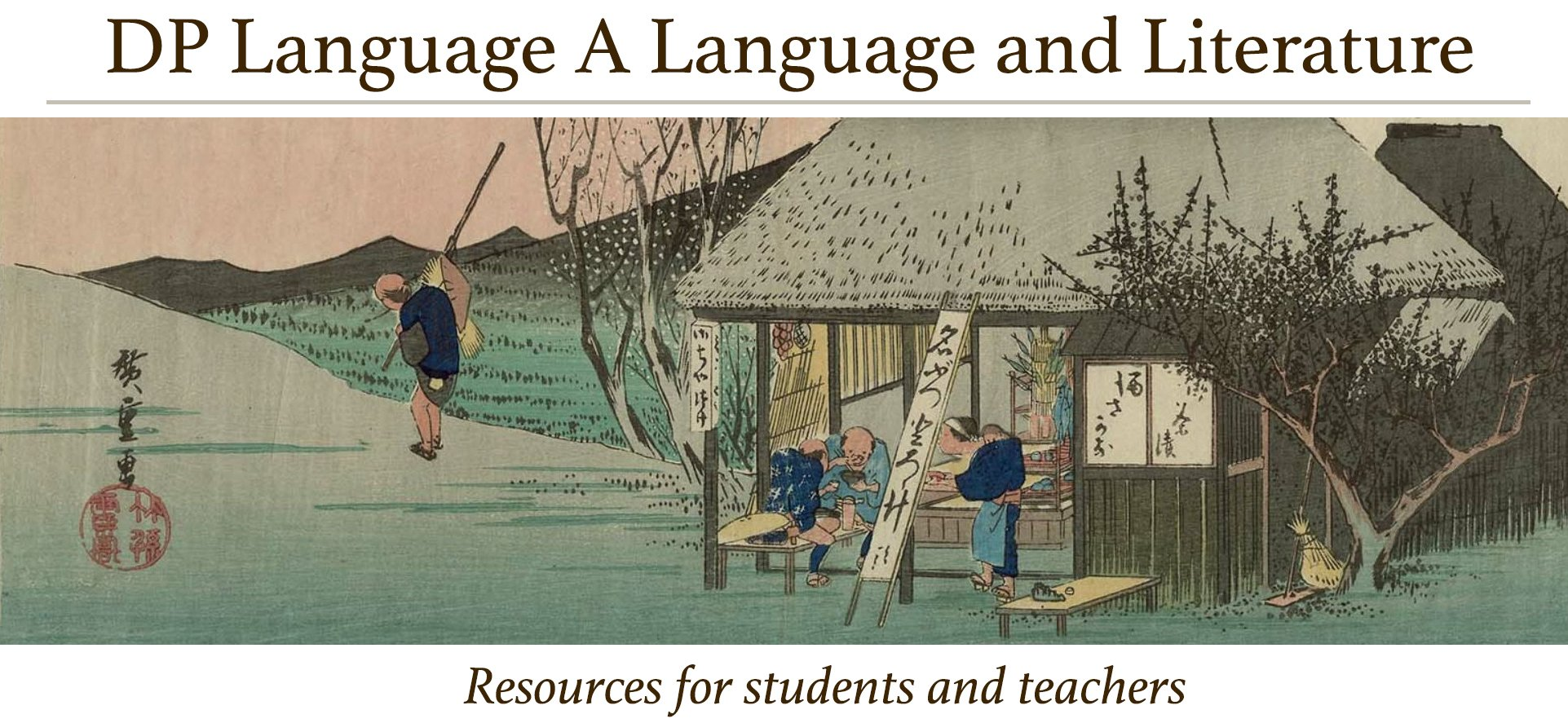 DP Language A Language and Literature